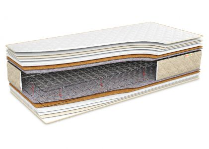Матрац Еталон Кокос 60x120 см, висота 23 см (жорсткий)