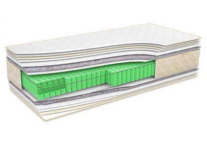 Матрац Оптіма Софт 60x120 см, висота 20 см (середньої жорсткості)