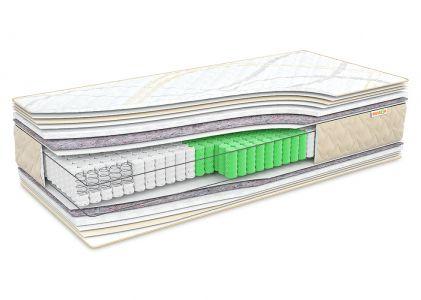 Матрац Престиж Софт 60x120 см, висота 22 см (середньої жорсткості)