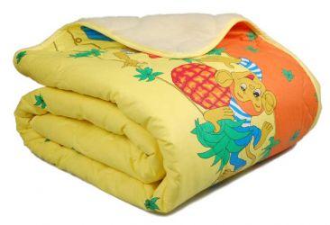 Одеяло шерстяное «103464» 140*205