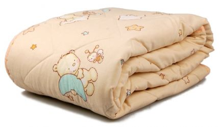 Одеяло хлопковое HL «82502» 100*140