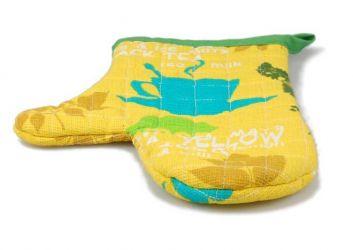 Рукавица кухонная 105363 «Чайная церемония» 18*28