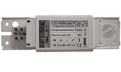 Балласт электромагнитный 230.7.9.11 «l010013»