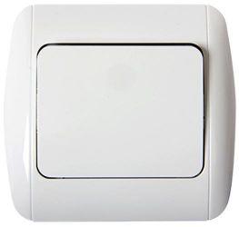 Выключатель 811/2«s035021» лестничный с рамкой