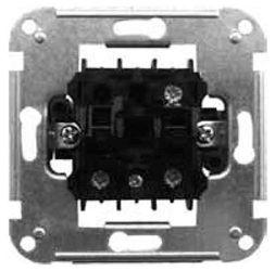 Механизм выключателя одноклавишногоe.mz.11312.s2w.inter «ins0010047» промежуточный