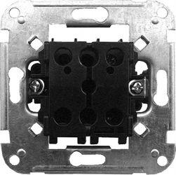 Механизм выключателя одноклавишного e.mz.11632.pb «ins0010024» кнопочный