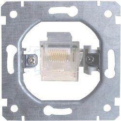 Механизм одинарной компьютеной розетки e.mz.16112.rj.45 «ins0010033»