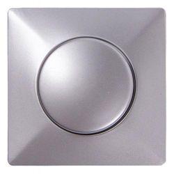 Панель светорегулятора с диском e.lux.13011L.13006C.pn.aluminium «ins0040104»