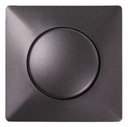 Панель светорегулятора с диском e.lux.13011L.13006C.pn.anthracite «ins0040044»