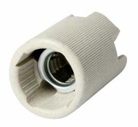 Патрон керамический e.lamp socket.Е14.cer «s9100013»