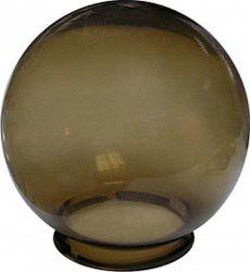 Плафон-шар e.street.light.sphere.200.smoke.screw «l0120015»