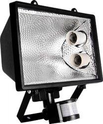 Прожектор с датчиком движения e.save.light.2e27move.1000.black «l0700002»