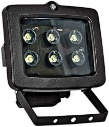 Прожектор светодиодный e.light.LED.150.6.6.6500.black «l0800001»