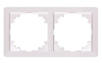 Рамка e.lux.10044L.2.fr.white «ins0040049»