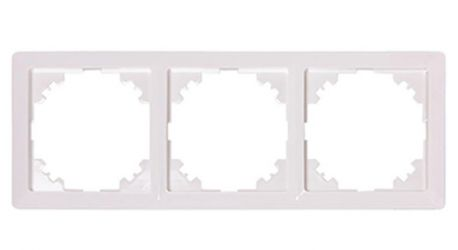 Рамка e.lux.10064L.3.fr.white «ins0040053»
