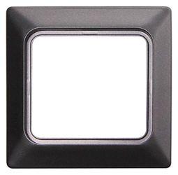 Рамка для влагозащищенной розетки e.lux.12094L.1.fr.wp.antracite «ins0040087»
