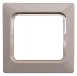 Рамка для влагозащищенной розетки e.lux.12094L.1.fr.wp.ivory «ins0040085»