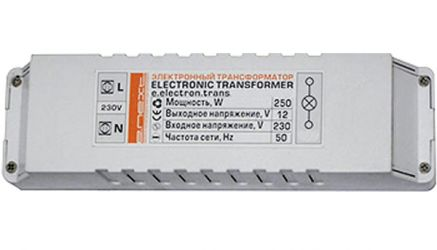 Трансформатор e.trans.electron.230.12.105 «l011002»