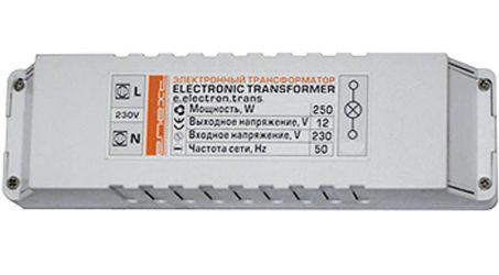 Трансформатор e.trans.electron.230.12.60 «l011001»