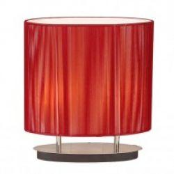 Лампа настольная 41-10165 «Artemis» красный