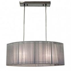 Лампа подвесная 32-10066 «Artemis» серебряный