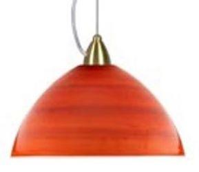 Лампа подвесная 31-02955 «Autumn» 30 оранжевый