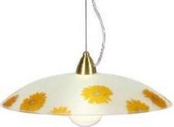 Лампа подвесная 31-52653 «Gerbera» матовый