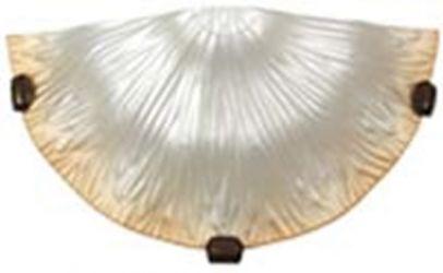 Светильник настенный 11-61228 «Perla» бронза