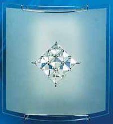 Светильник настенный 10-74655 «Cristal» ромб