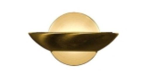 Светильник настенный 21-84159 «Fare» золото