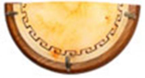 Светильник настенный 11-31108 «Grecki» 1/2 дерево