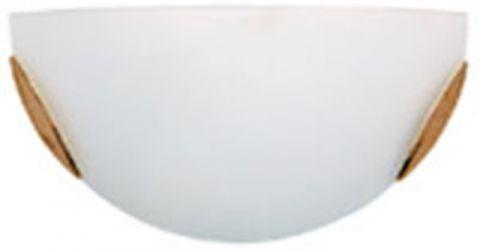 Светильник настенный 11-53728 «Sara» 1/2 латунь