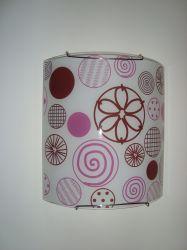 Светильник настенный 21-80465 «Snella» фиолетовый