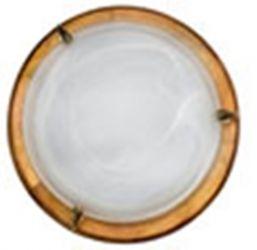 Люстра потолочная 13-64076 «Duna» 30 орех
