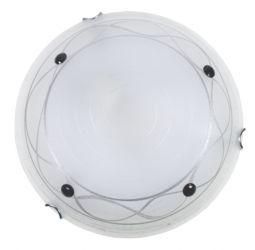 Люстра потолочная 13-42972 «Giara» 30 серебро