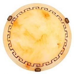 Люстра потолочная 14-33317 «Grecki» 40 бронза