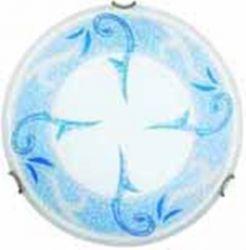 Люстра потолочная 14-45853 «Regina» 40 голубой
