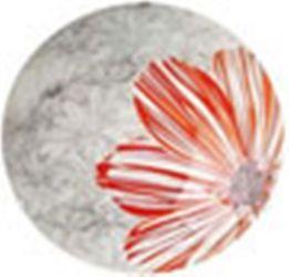 Люстра потолочная 13-04055 «Spring» 30 красный