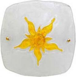 Люстра потолочная 13-88614 «Sun» 30 желтый