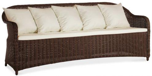 Диван «Севилья» с декоративной подушкой