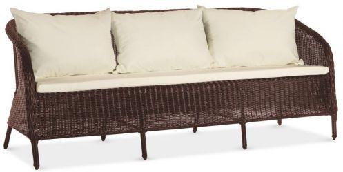 Диван «Мехико» с декоративной подушкой