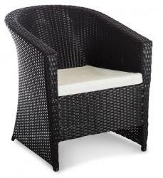 Кресло «Барселона» с подушкой для сидения