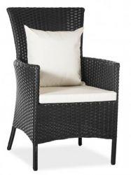 Кресло «Милано» с подушкой под спину