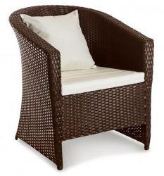 Кресло «Барселона» подушка для сидения и под спину