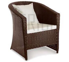 Кресло «Барселона» 75*68 с декоративной подушкой