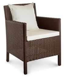 Кресло «Кипр» подушка для сидения и под спину