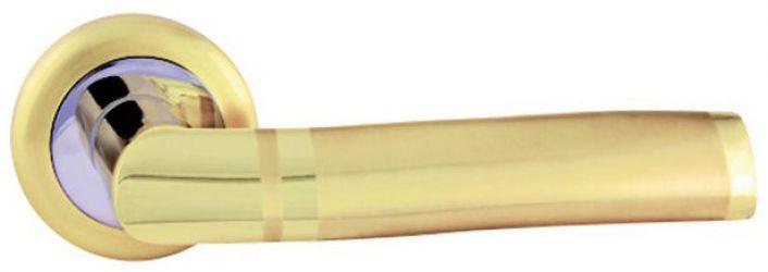 Ручка дверная А05 «Argento» полированная латунь
