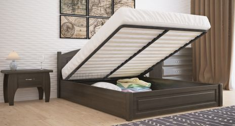 Кровать «Арка стандарт» с пневмо механизмом 140*190