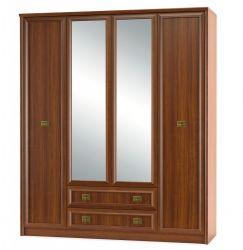 Шкаф 4Д + 2Ш «Дублин»