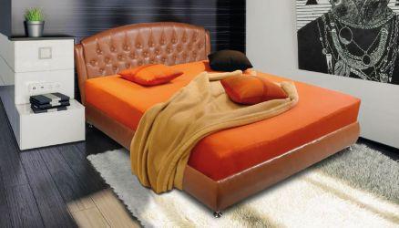 Кровать «Мишель» с матрасом ВА